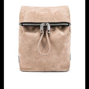 Suede Loner Backpack
